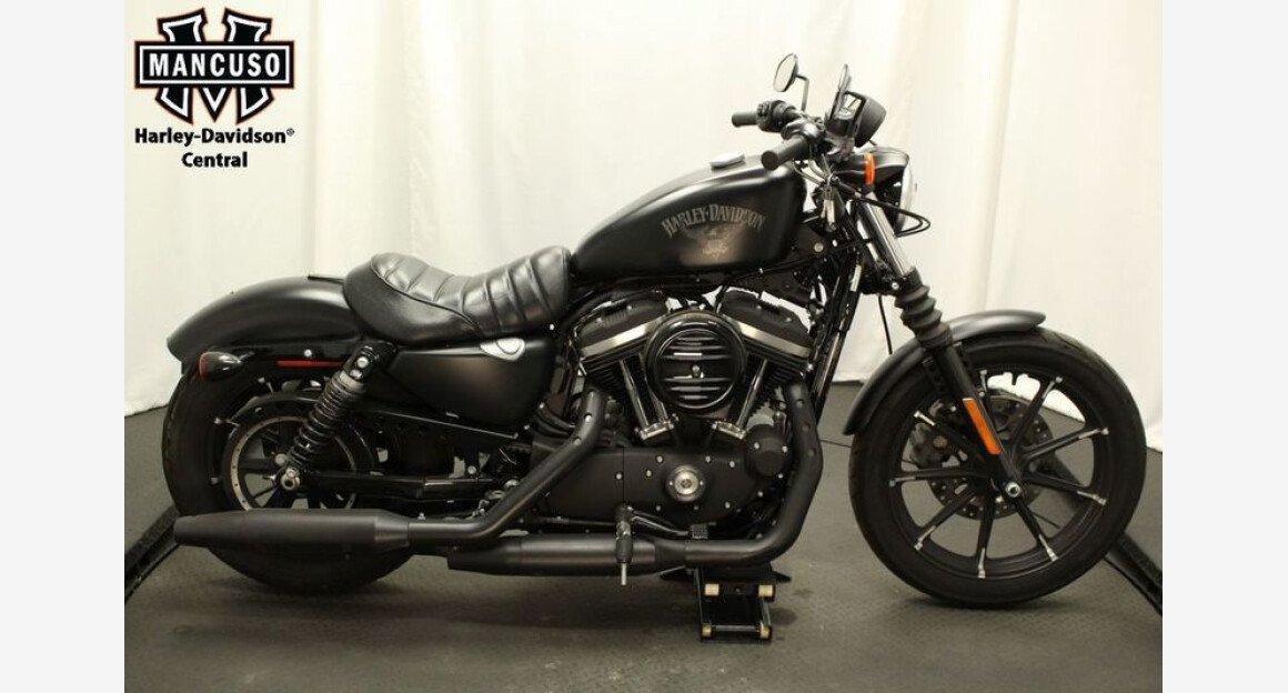 2017 Harley-Davidson Sportster Iron 883 for sale 200590857