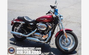 2017 Harley-Davidson Sportster Custom for sale 200603260