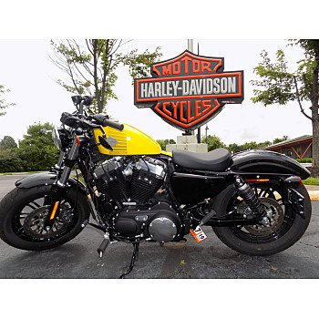 2017 Harley-Davidson Sportster Forty-Eight for sale 200606271