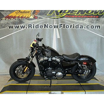 2017 Harley-Davidson Sportster Forty-Eight for sale 200627290