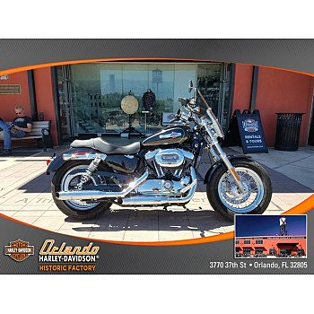 2017 Harley-Davidson Sportster Custom for sale 200637831