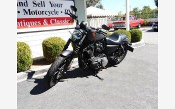 2017 Harley-Davidson Sportster Iron 883 for sale 200647474