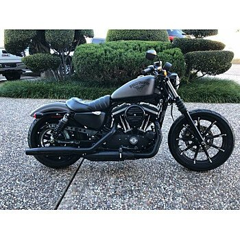 2017 Harley-Davidson Sportster Iron 883 for sale 200650732