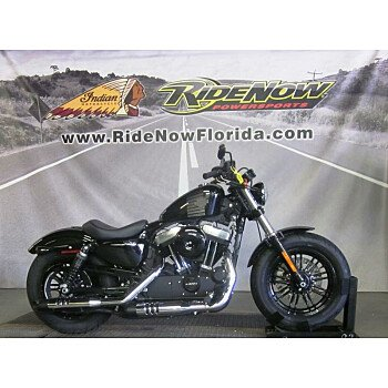 2017 Harley-Davidson Sportster Forty-Eight for sale 200701666