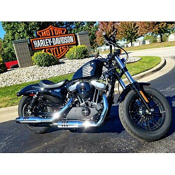 2017 Harley-Davidson Sportster Forty-Eight for sale 200702153