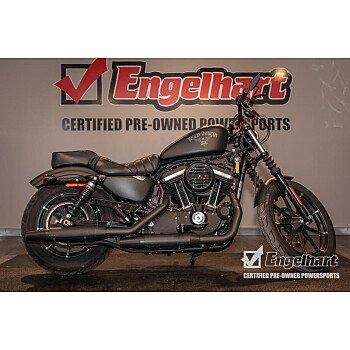 2017 Harley-Davidson Sportster Iron 883 for sale 200710189