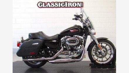 2017 Harley-Davidson Sportster SuperLow 1200T for sale 200577628