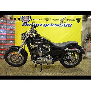 2017 Harley-Davidson Sportster Custom for sale 200603099