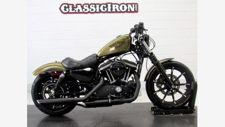 2017 Harley-Davidson Sportster Iron 883 for sale 200651657