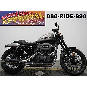2017 Harley-Davidson Sportster Roadster for sale 200665578