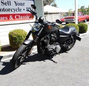2017 Harley-Davidson Sportster Iron 883 for sale 200694270