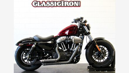 2017 Harley-Davidson Sportster Forty-Eight for sale 200698902
