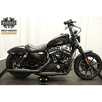 2017 Harley-Davidson Sportster Iron 883 for sale 200750296