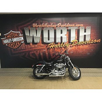 2017 Harley-Davidson Sportster Custom for sale 200768199