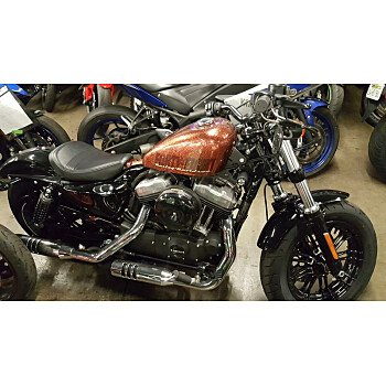 2017 Harley-Davidson Sportster Forty-Eight for sale 200775107