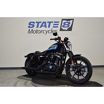 2017 Harley-Davidson Sportster Iron 883 for sale 200803917