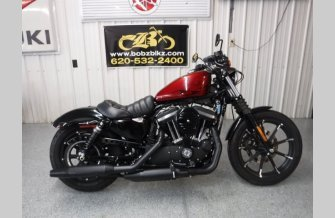 2017 Harley-Davidson Sportster Iron 883 for sale 200858532
