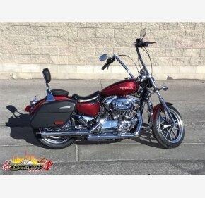 2017 Harley-Davidson Sportster SuperLow 1200T for sale 200893183