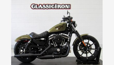 2017 Harley-Davidson Sportster Iron 883 for sale 200918872
