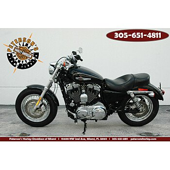 2017 Harley-Davidson Sportster Custom for sale 200940585