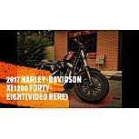 2017 Harley-Davidson Sportster Forty-Eight for sale 200972795