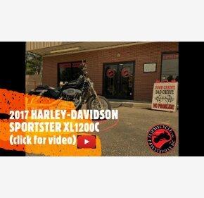 2017 Harley-Davidson Sportster Custom for sale 201056048