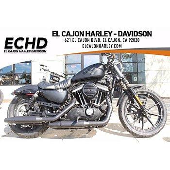 2017 Harley-Davidson Sportster Iron 883 for sale 201092454