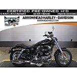 2017 Harley-Davidson Sportster Custom for sale 201103382