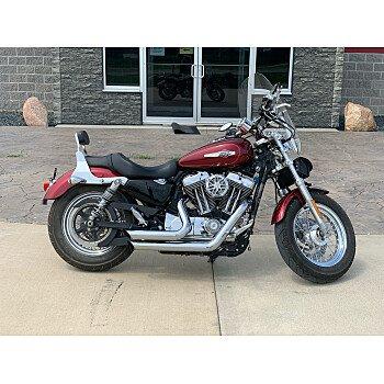 2017 Harley-Davidson Sportster Custom for sale 201112448