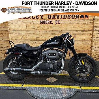 2017 Harley-Davidson Sportster Roadster for sale 201120276