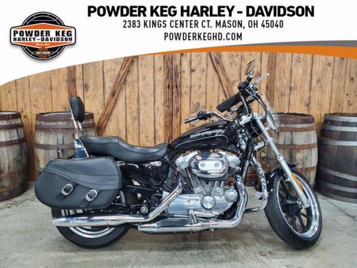 2017 Harley-Davidson Sportster SuperLow for sale 201148279