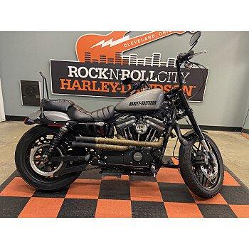 2017 Harley-Davidson Sportster Roadster for sale 201155027