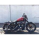 2017 Harley-Davidson Sportster Iron 883 for sale 201162885