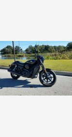 2017 Harley-Davidson Street 500 for sale 200523479