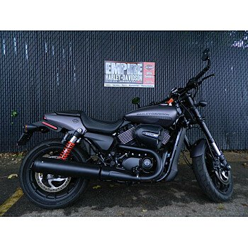 2017 Harley-Davidson Street 750 for sale 200687721