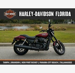 2017 Harley-Davidson Street 750 for sale 200523456