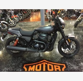 2017 Harley-Davidson Street 750 for sale 200527985