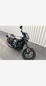 2017 Harley-Davidson Street 750 for sale 200644904