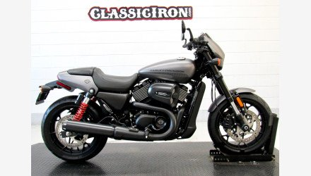2017 Harley-Davidson Street 750 for sale 200666287