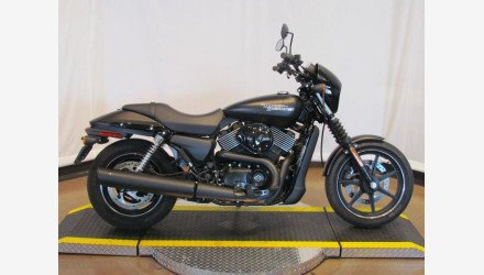 2017 Harley-Davidson Street 750 for sale 200694638