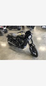 2017 Harley-Davidson Street 750 for sale 200700468