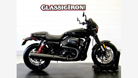 2017 Harley-Davidson Street 750 for sale 200747624