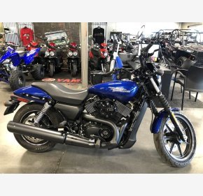 2017 Harley-Davidson Street 750 for sale 200754073