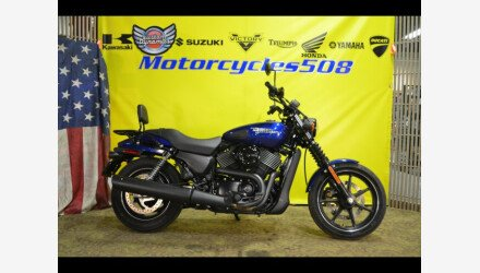 2017 Harley-Davidson Street 750 for sale 200764148