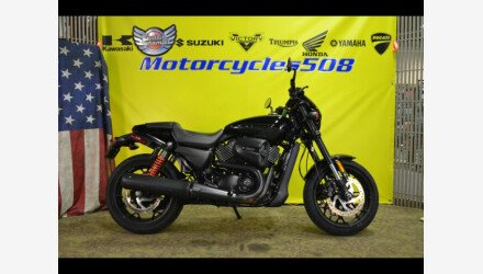 2017 Harley-Davidson Street 750 for sale 200764184