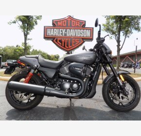 2017 Harley-Davidson Street 750 for sale 200783483