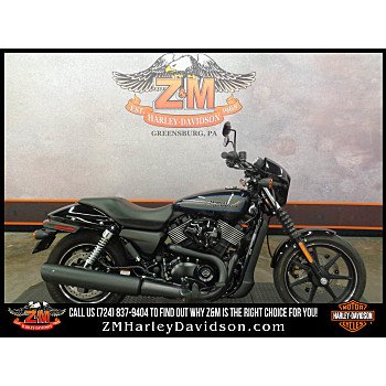 2017 Harley-Davidson Street 750 for sale 200784249