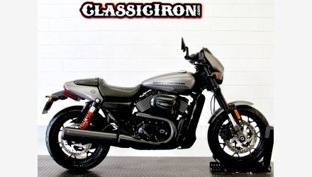 2017 Harley-Davidson Street 750 for sale 200788298