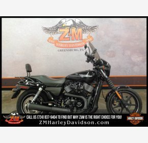2017 Harley-Davidson Street 750 for sale 200789180