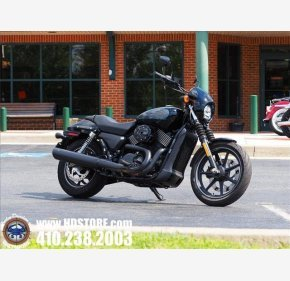 2017 Harley-Davidson Street 750 for sale 200789555